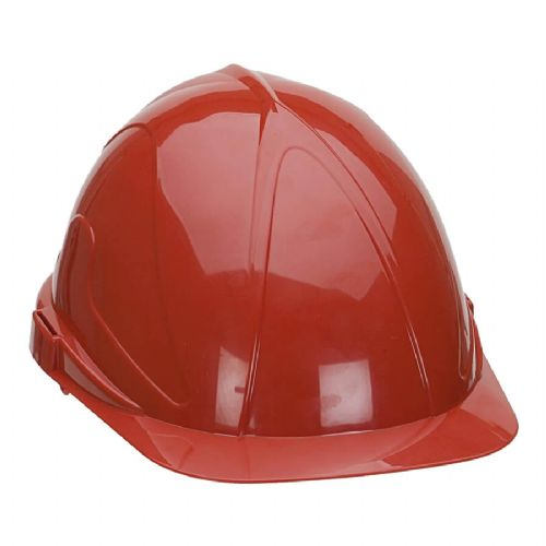 Supertouch ST-150 Red Safety Helmet